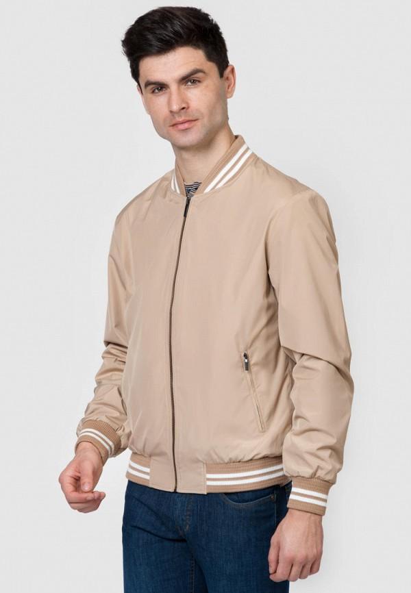 мужская куртка arber, бежевая
