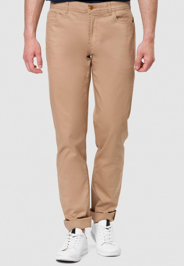 мужские брюки arber, бежевые