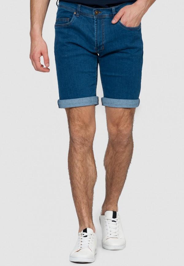 мужские джинсовые шорты arber, синие