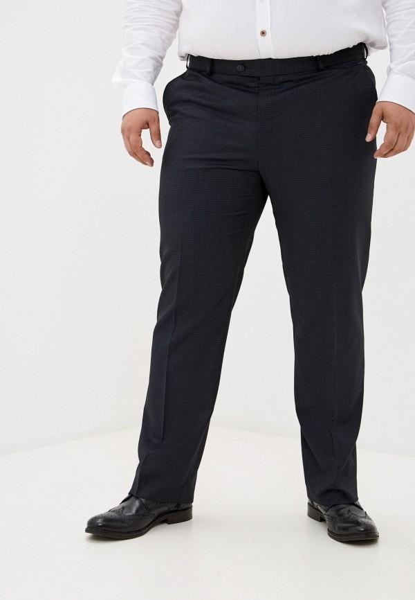 мужские классические брюки bazioni, черные