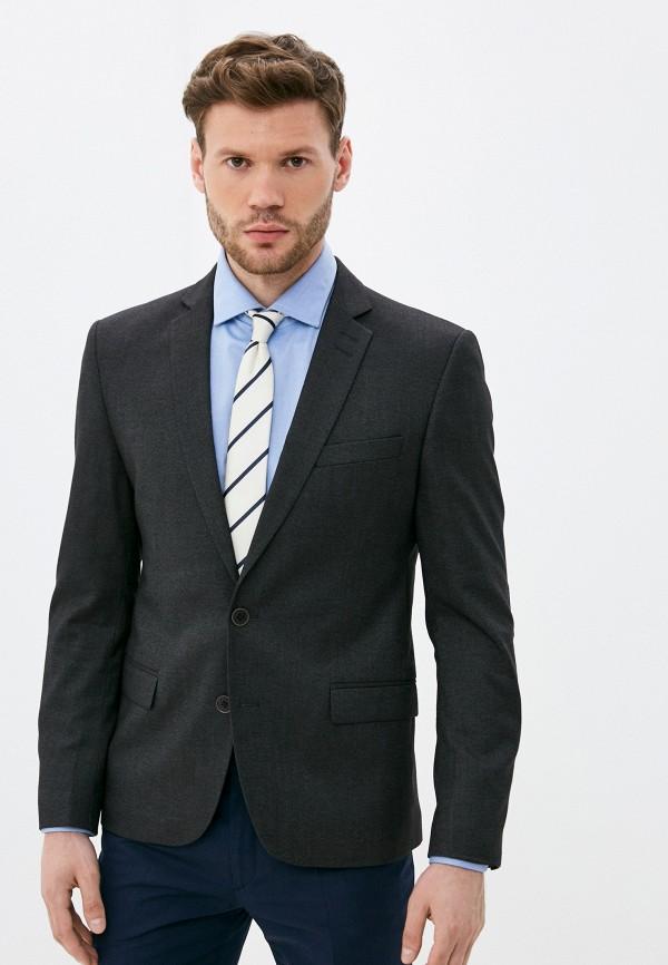 Пиджак Absolutex коричневого цвета