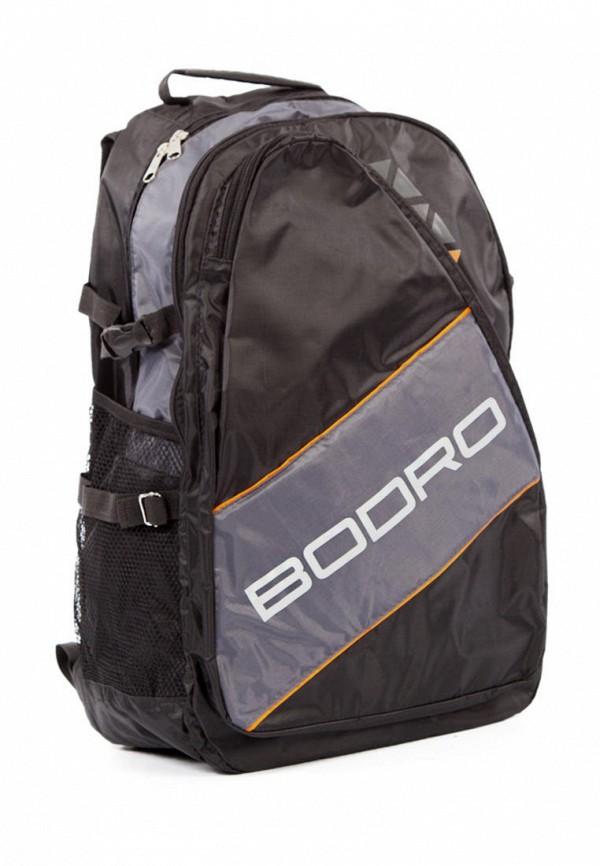 мужской рюкзак bodro design, черный