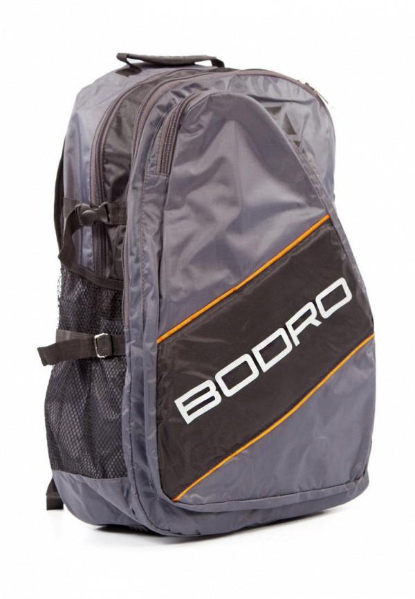 мужской рюкзак bodro design, серый