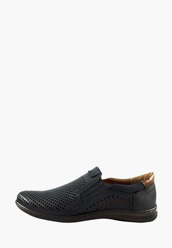 мужские ботинки cliford, синие