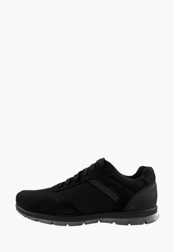 мужские кроссовки cliford, черные
