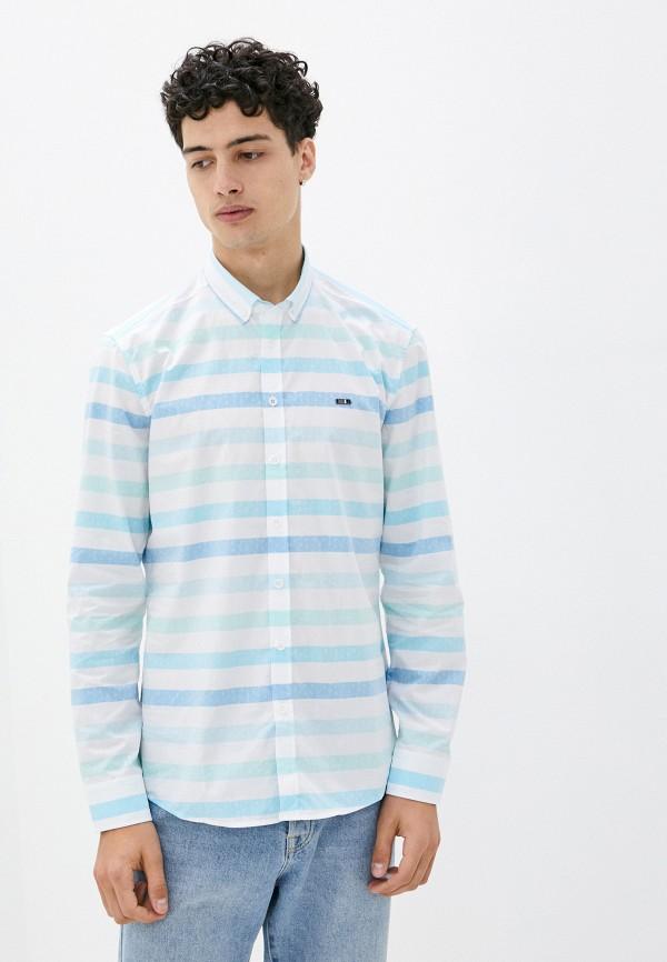 мужская рубашка с длинным рукавом u.s. polo assn