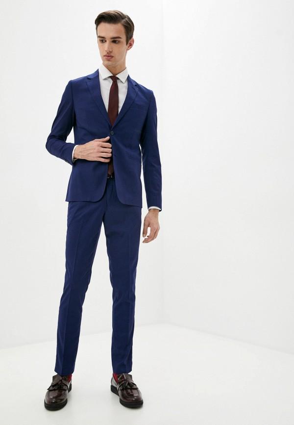 мужской костюм centauro, синий
