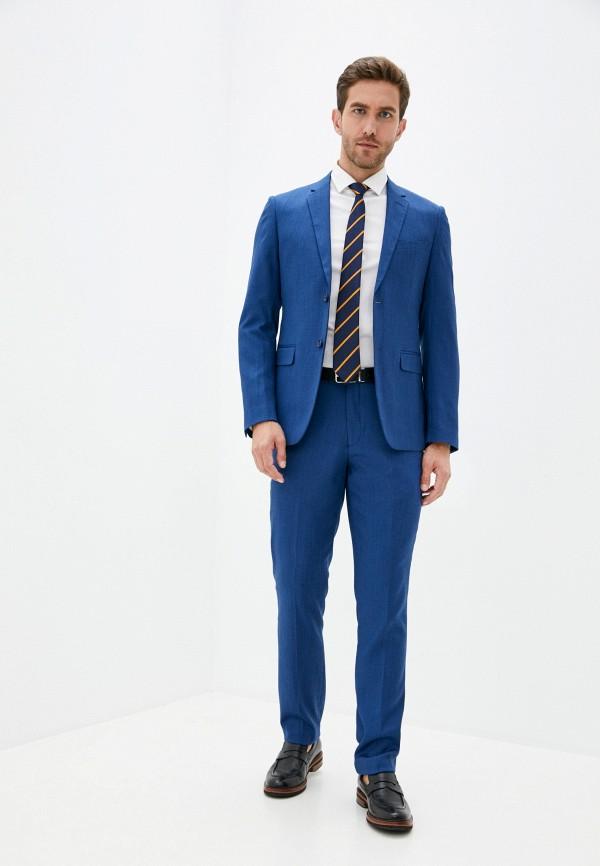 мужской классические костюм centauro, синий