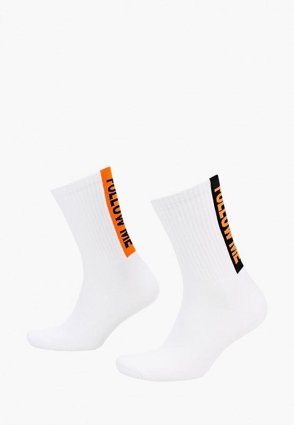 мужские носки intimissimi, белые