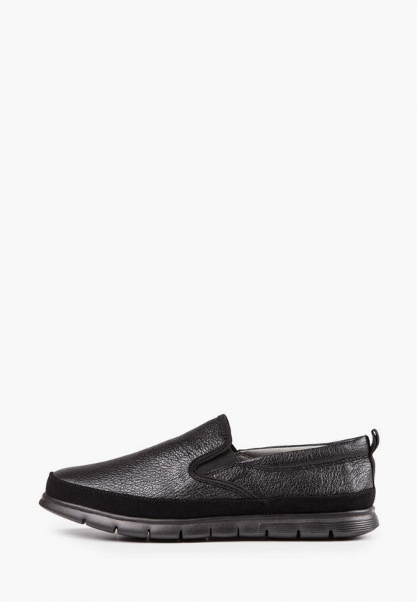 мужские туфли baldi, черные