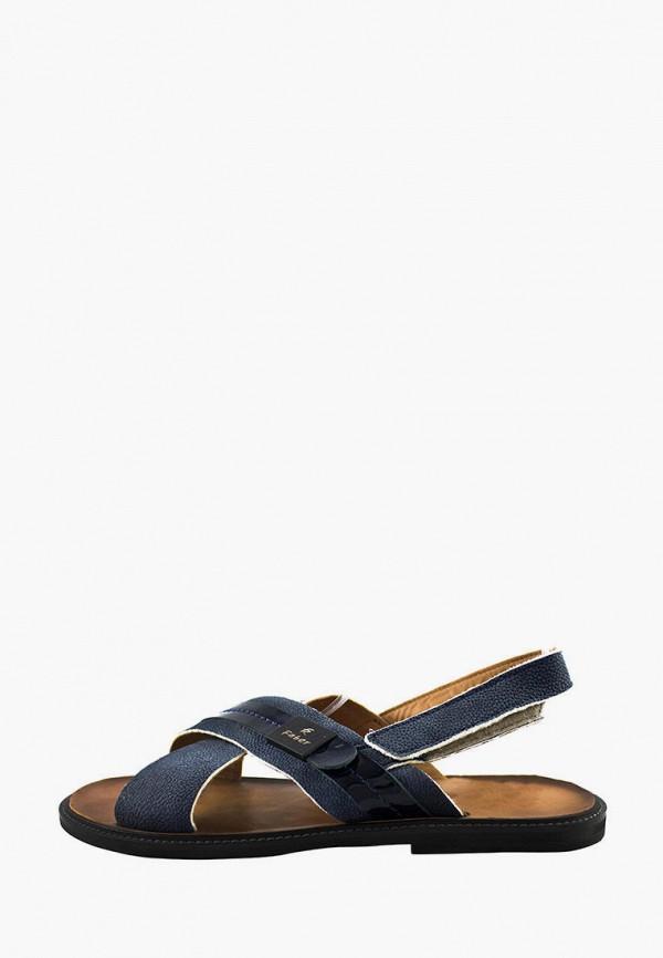 мужские сандалии faber, синие