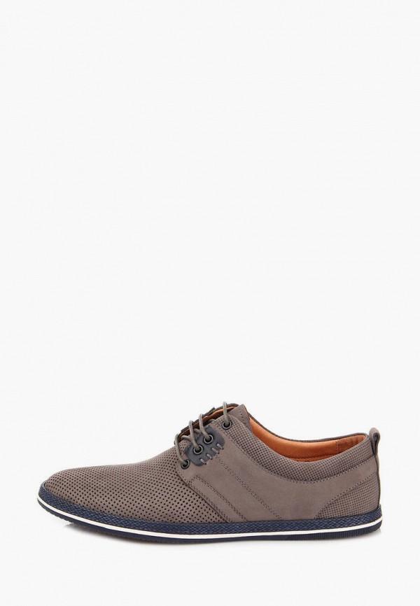мужские туфли ditto, серые