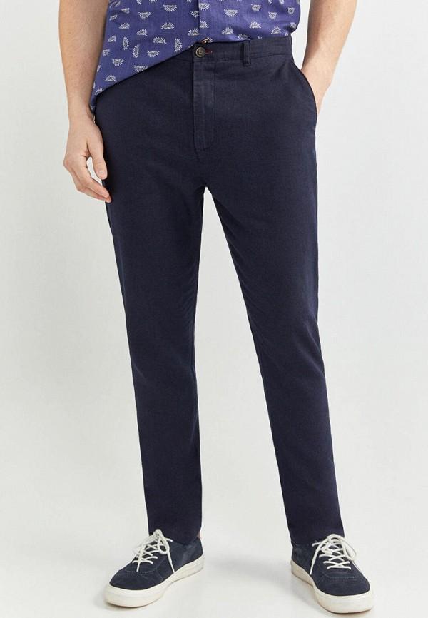 мужские повседневные брюки springfield, синие