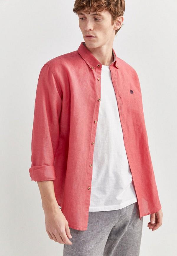 мужская рубашка с длинным рукавом springfield