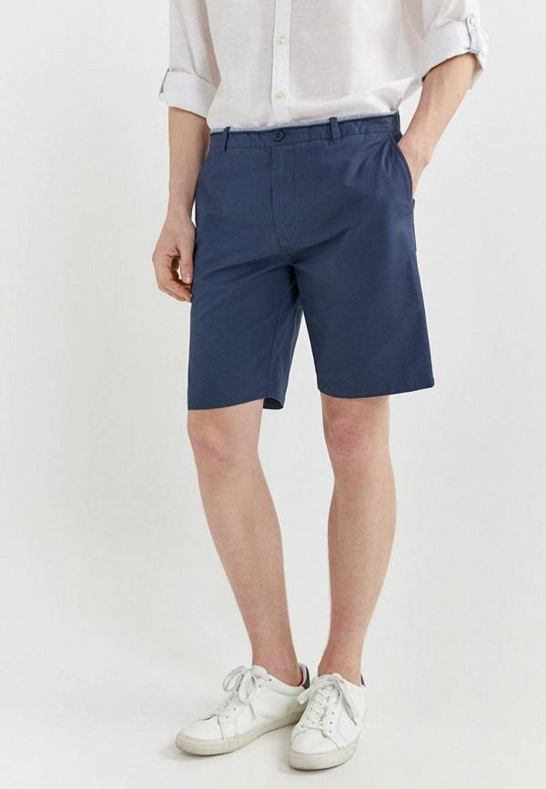 мужские повседневные шорты springfield, синие
