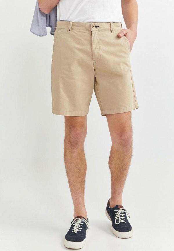мужские повседневные шорты springfield, бежевые