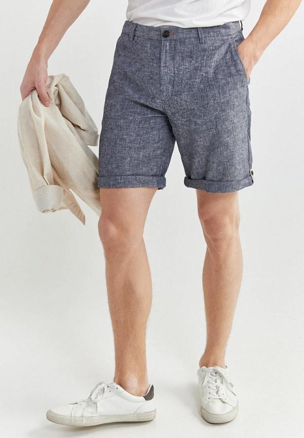 мужские повседневные шорты springfield, серые