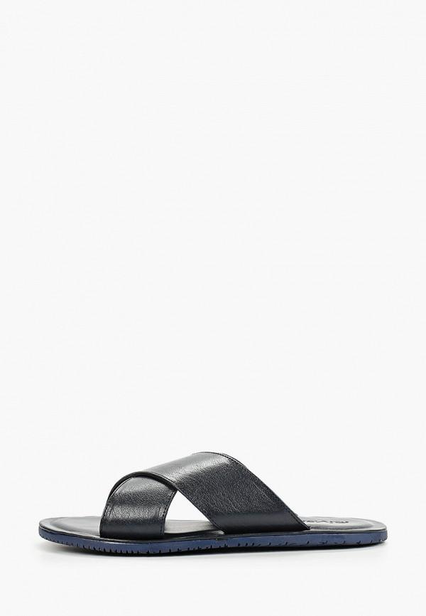 мужские сандалии riveri, черные