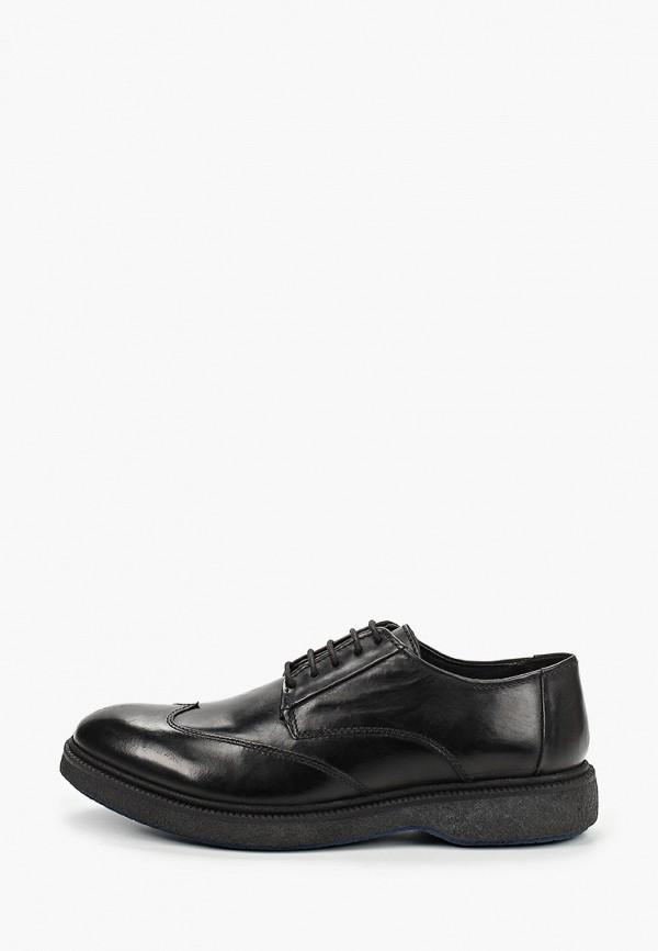мужские низкие ботинки riveri, черные