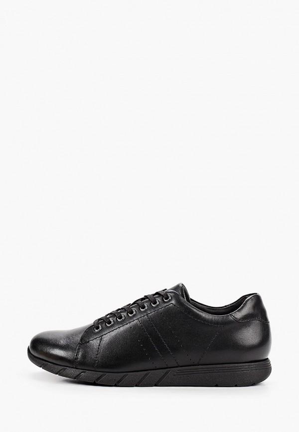 мужские низкие кроссовки riveri, черные
