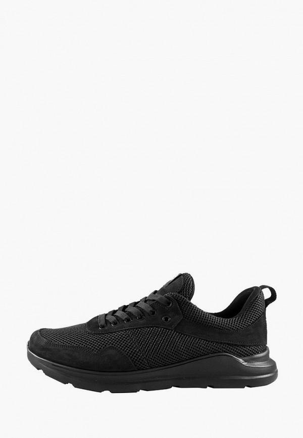 мужские кроссовки kasandra, черные