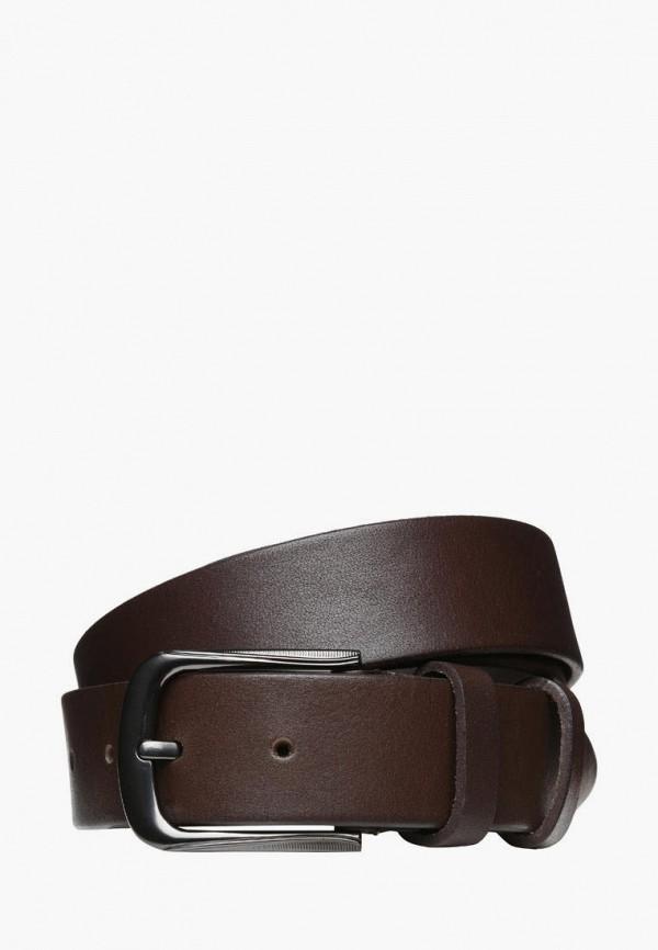 мужской ремень bag republic, коричневый