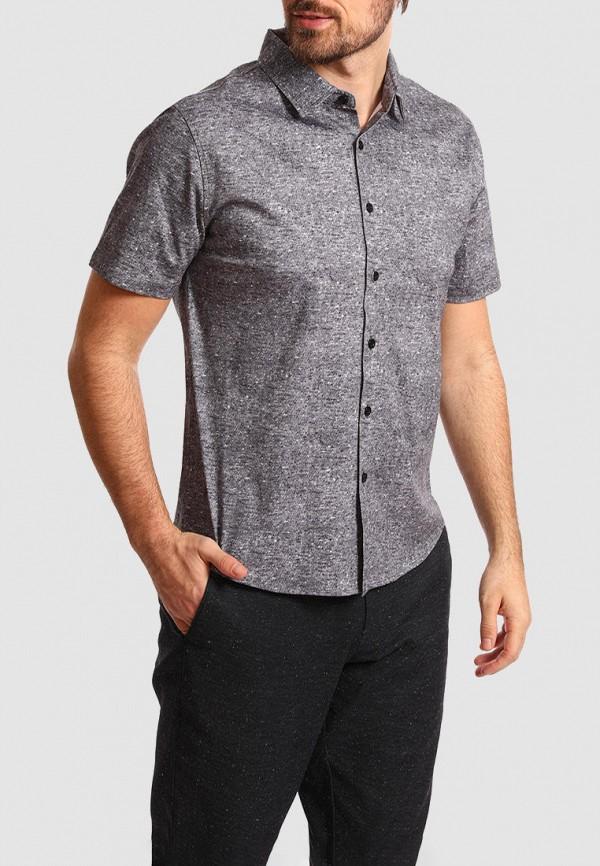 Рубашка Kanzler серого цвета