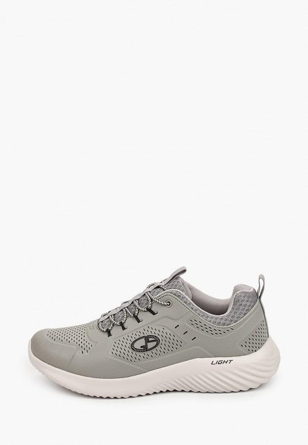мужские низкие кроссовки g19 sport non stop, серые
