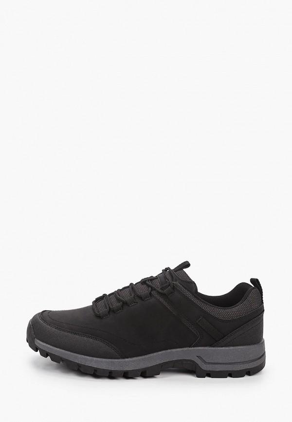 мужские низкие ботинки t.taccardi, черные