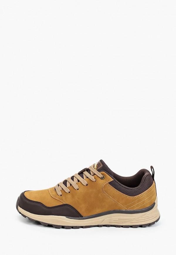 мужские низкие кроссовки t.taccardi, коричневые
