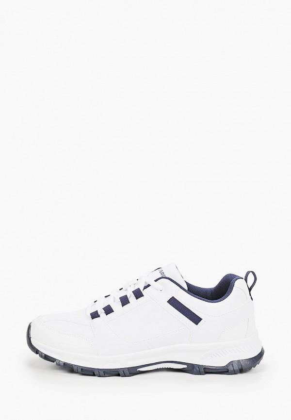 мужские низкие кроссовки t.taccardi, белые
