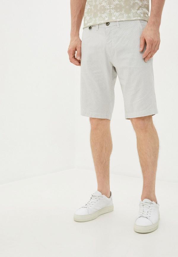 мужские повседневные шорты top secret, серые