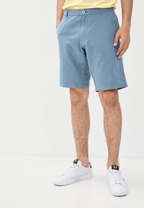 мужские повседневные шорты top secret, бирюзовые