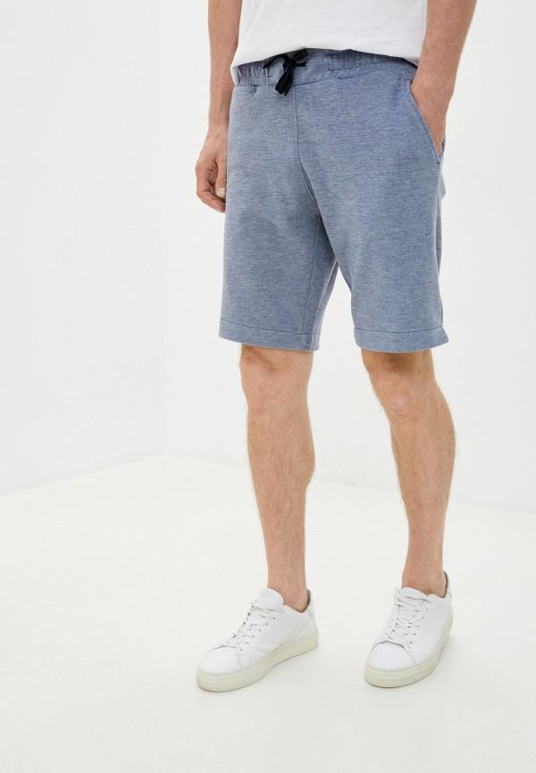 мужские повседневные шорты top secret, голубые