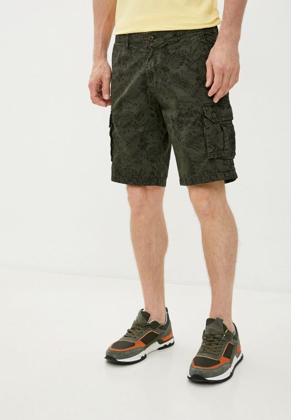 мужские повседневные шорты top secret, хаки