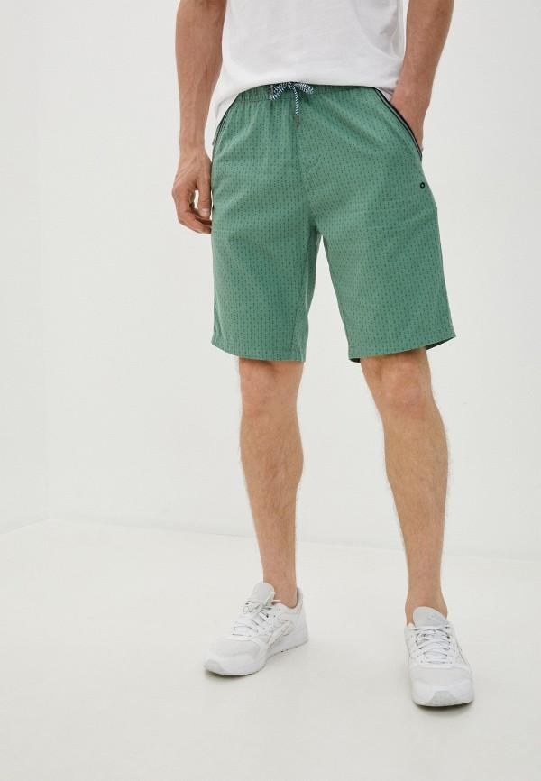мужские повседневные шорты top secret, зеленые