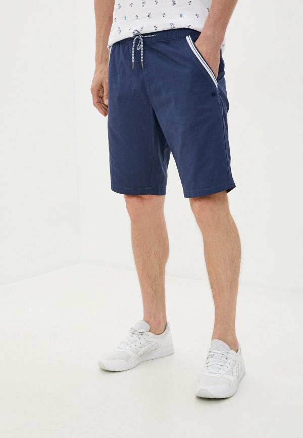 мужские повседневные шорты top secret, синие