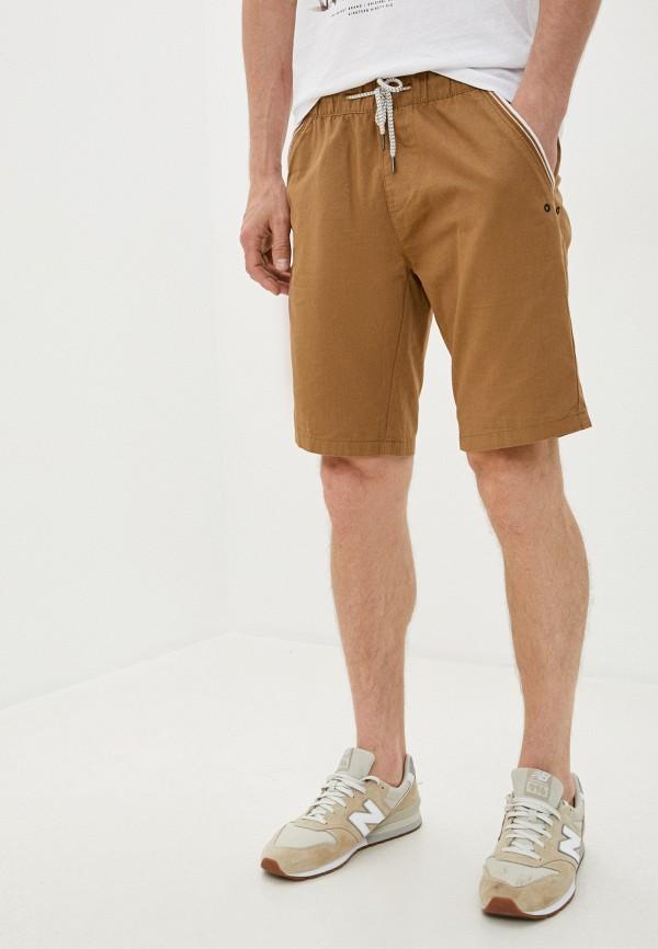 мужские повседневные шорты top secret, бежевые