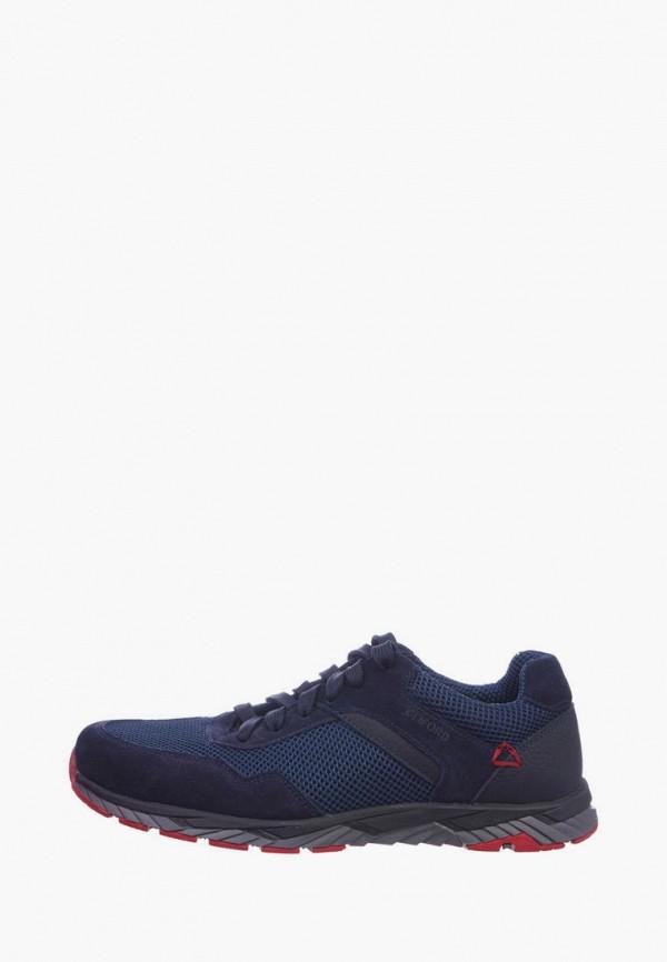мужские кроссовки cliford, синие