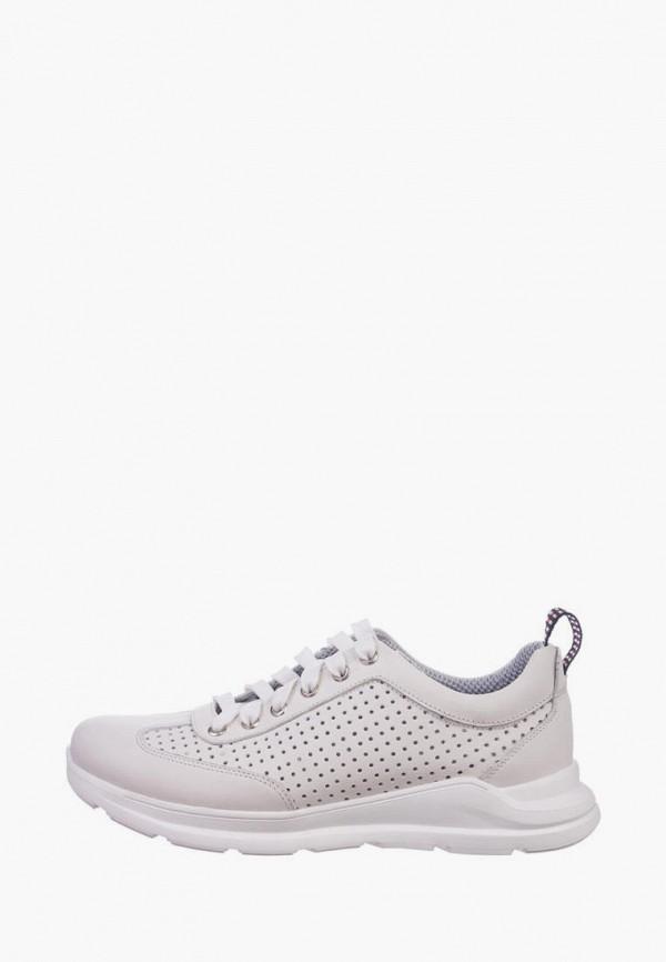 мужские кроссовки cliford, белые