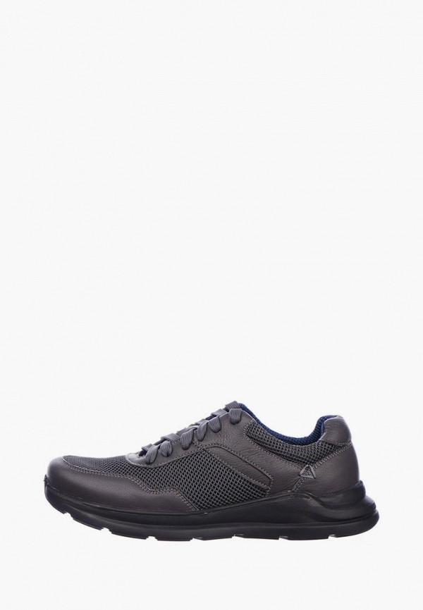 мужские кроссовки cliford, серые