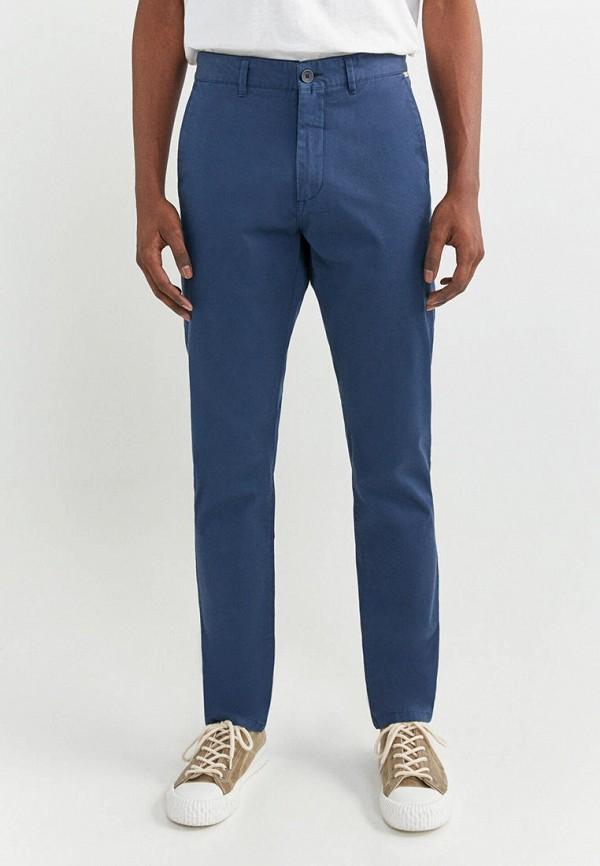 мужские повседневные брюки springfield, голубые