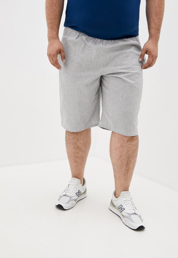 мужские повседневные шорты body star, серые