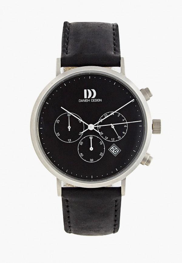 мужские часы danish design, черные