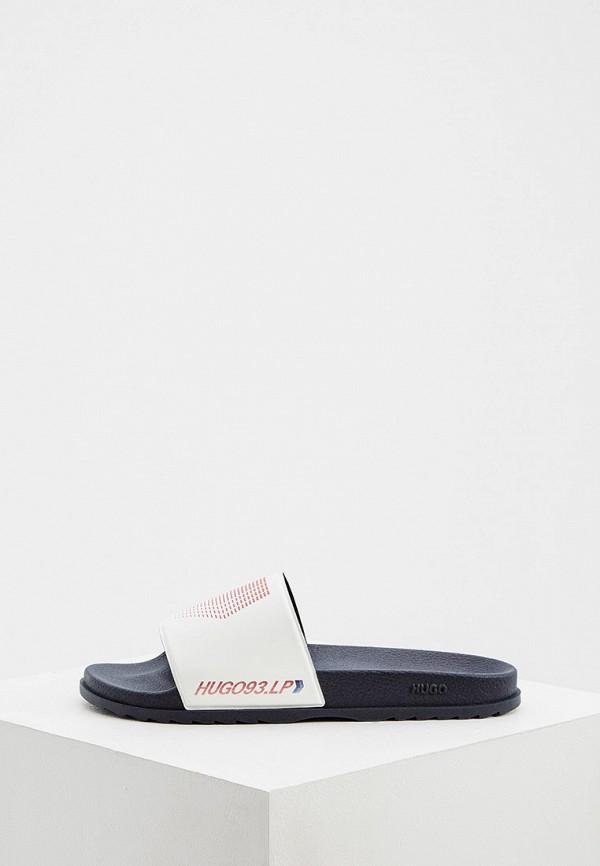 мужские сандалии hugo, белые
