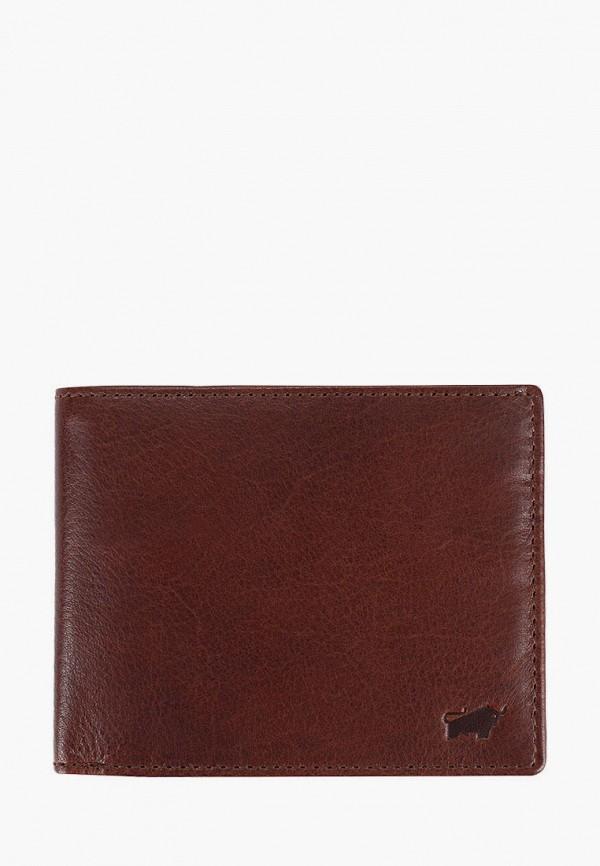 мужской кошелёк braun bueffel, коричневый