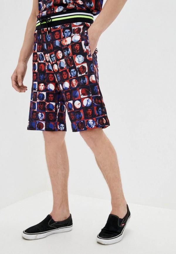 мужские повседневные шорты frankie morello, разноцветные