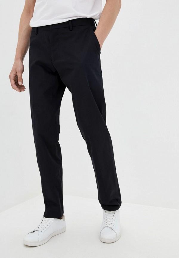 мужские классические брюки frankie morello, черные