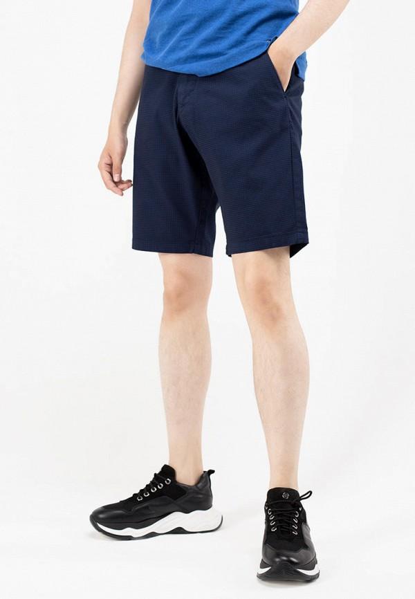 мужские повседневные шорты bottega, синие