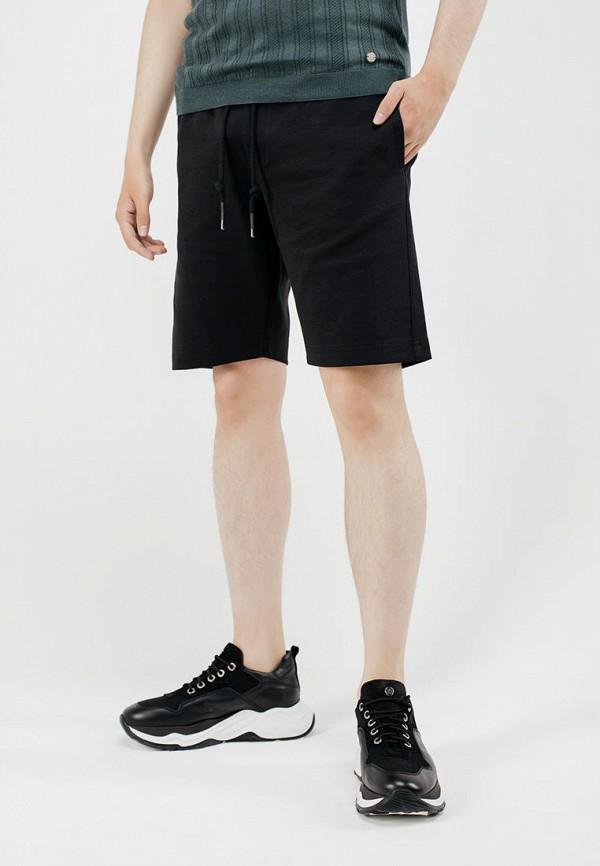 мужские шорты bottega, черные